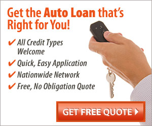 Get the auto loan that's right for you